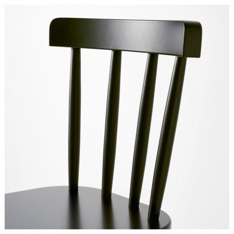 Детский стул АГАМ черный фото 2